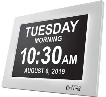9: American Lifetime [Newest Version] Day Clock
