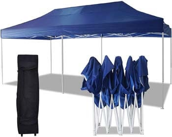 6: American Phoenix Canopy Tent 10x20 Ez Pop Up Instant Shelter Shade Heavy Duty Commercial Outdoor Party Tent