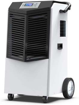 7. COLZER 232 PPD Commercial Dehumidifier, Large Industrial Dehumidifier