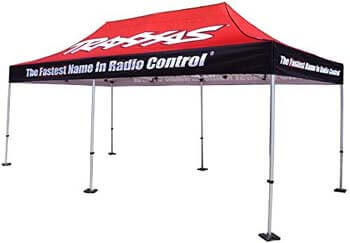 5. Elite Canopy 10'x20' Commercial-Grade Steel Pop-Up Canopy