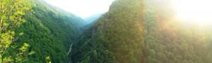 Una din cele mai frumoase panorame