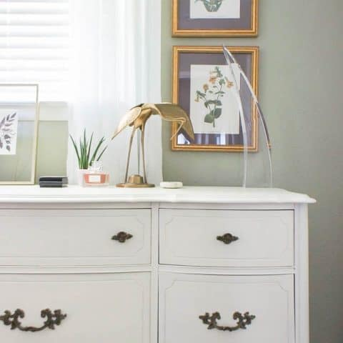 Best Furniture Paint Dresser Makeover 6