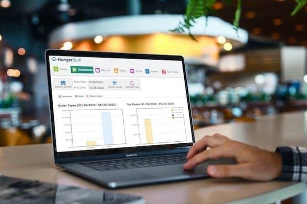 Manage your restaurant data