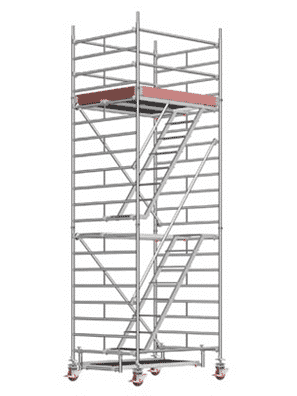 Uni-Treppen-Layher