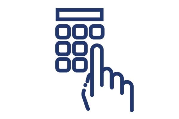 access control keypad