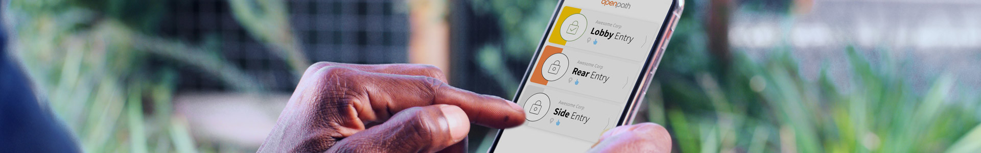 Openpath phone app