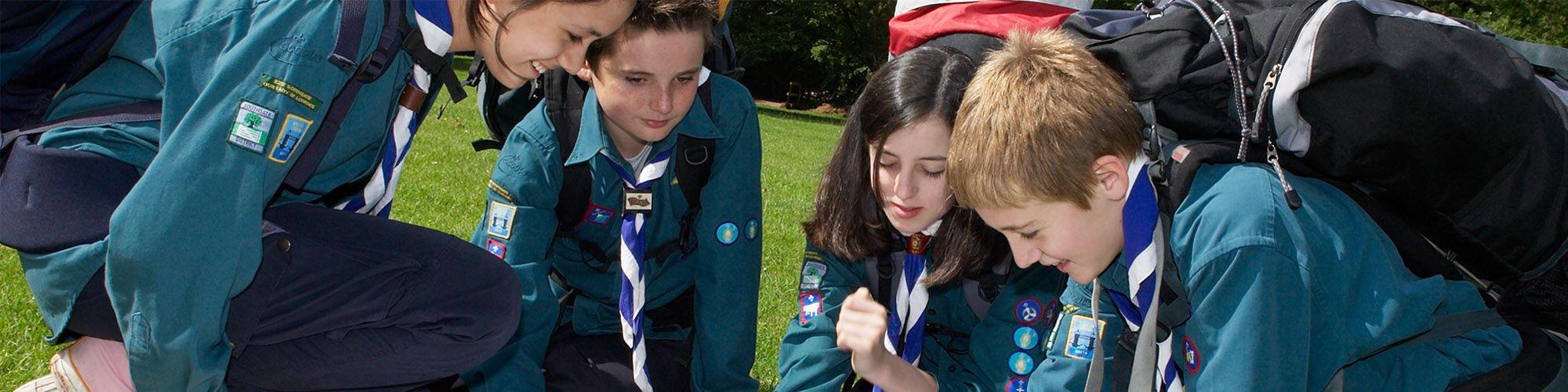 Avon Scouts
