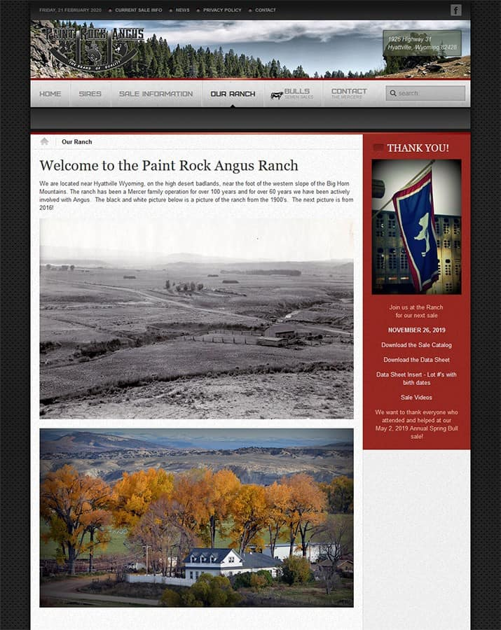 Paint Rock Angus Ranch