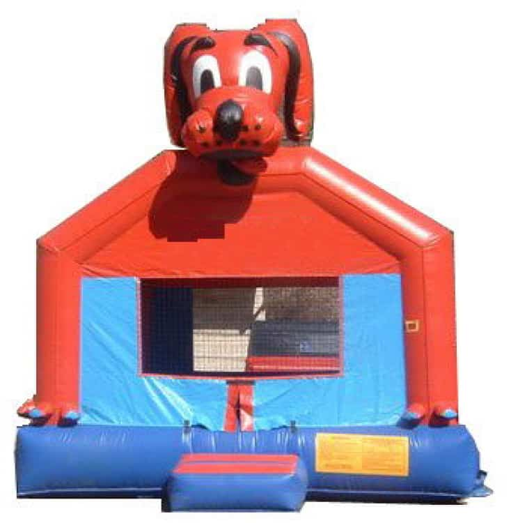 Red Dog Bounce House Rental