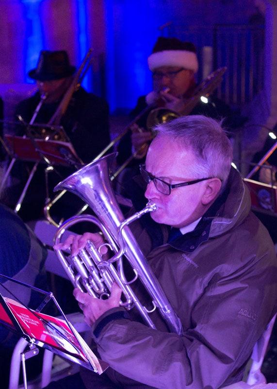 Christmas Light Night at the Ashmolean