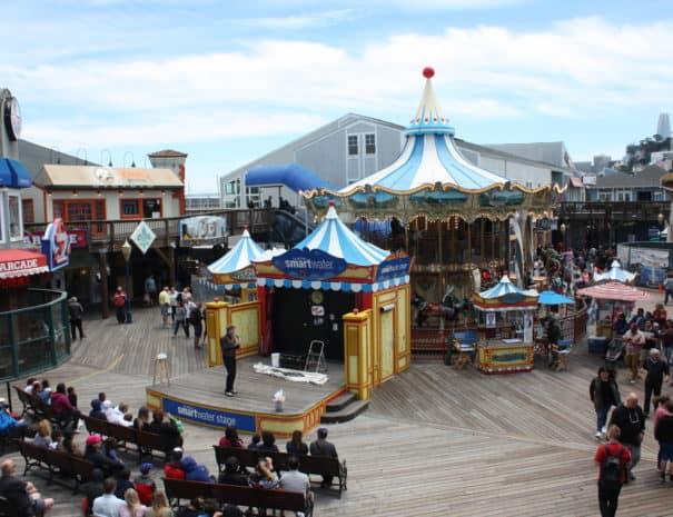 Pier 39 Carousel 3152