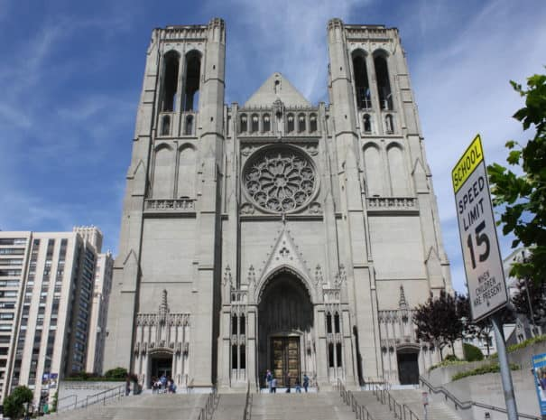 Grace Cathedral Nob Hill 3140