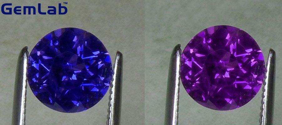 Color Changing Gemstone