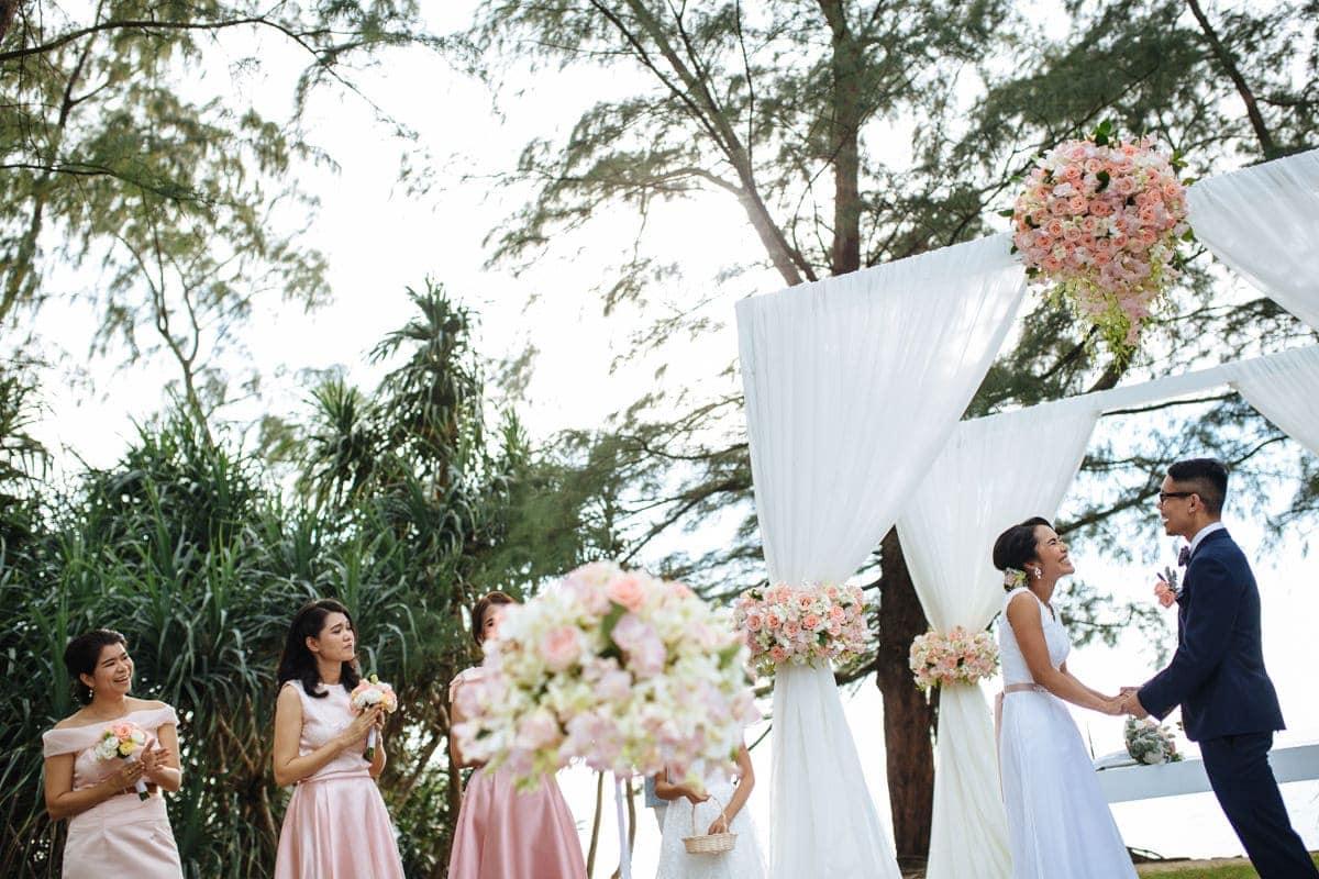 Renaissance Phuket wedding
