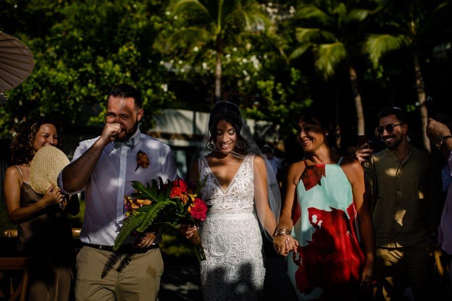 Conrad Koh Samui wedding
