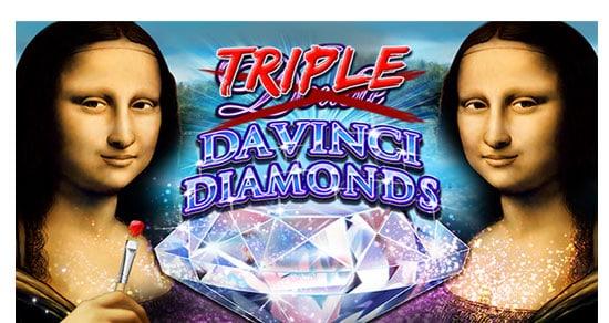 Triple Da Vinci Diamonds