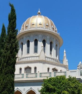 המקדש הבהאיי בחיפה