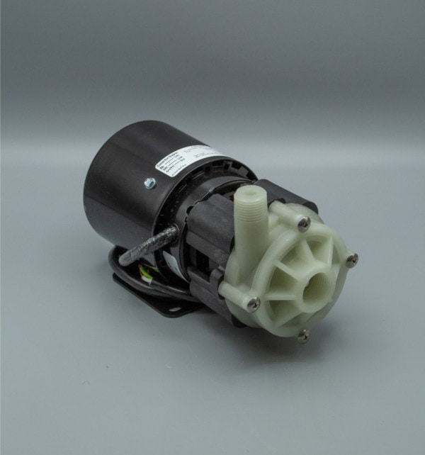 March Pump's AC-3CP-MD centrifugal sealless magnetic drive pumps ideal for industrial applications.