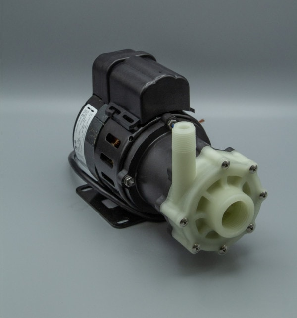 March Pump's AC-5C-MD centrifugal sealless magnetic drive pumps ideal for industrial applications.
