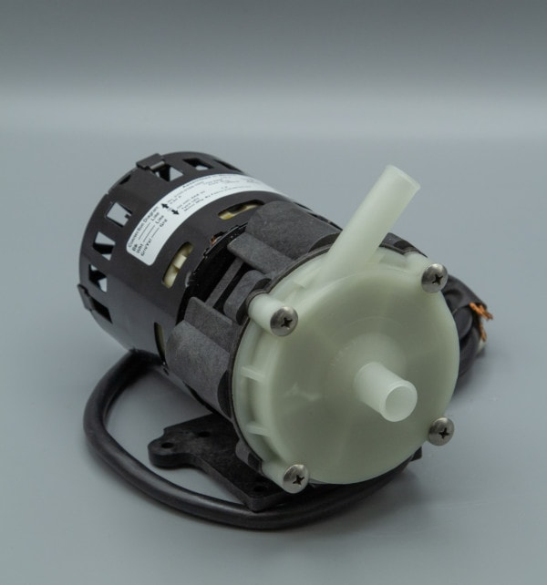 March Pump's MDX-1/2 centrifugal sealless magnetic drive pumps ideal for oem applications.