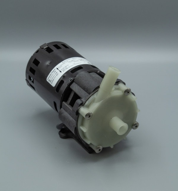 March Pump's MDX-3-5/8 centrifugal sealless magnetic drive pumps ideal for oem applications.