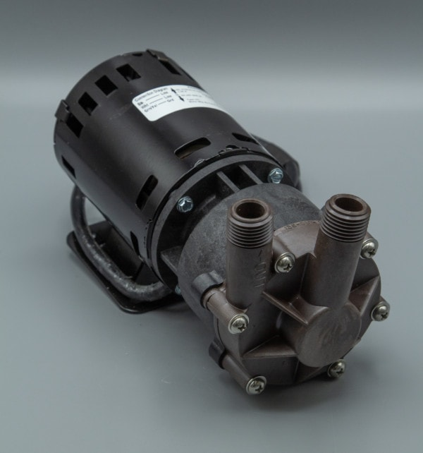 March Pump's MDX-MT3 centrifugal sealless magnetic drive pumps ideal for oem applications.