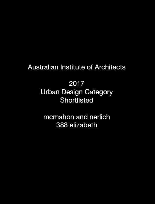 2017 AIA Urban Design