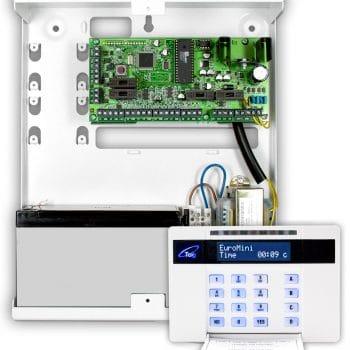 Euro Mini Alarm System with panel