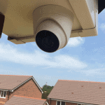 CCTV 4MP dome camera Solihull