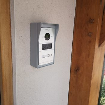 Intercom system fitted in Rugby
