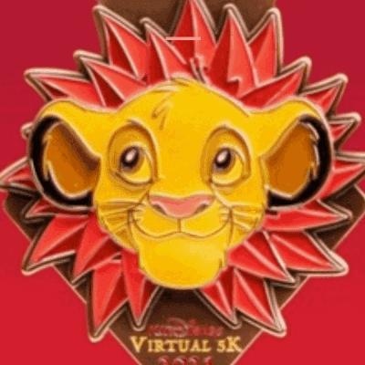 A Ferociously Fun and Wild runDisney 2021 Virtual Series!