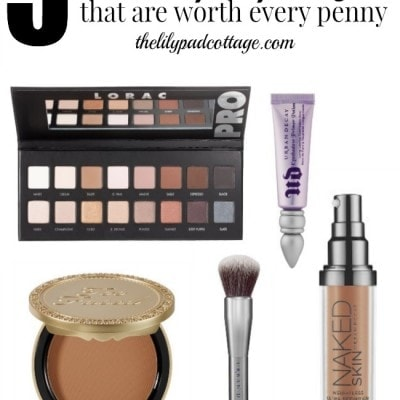 5 Makeup Splurges Worth the Money