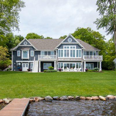 Lake House Landscaping