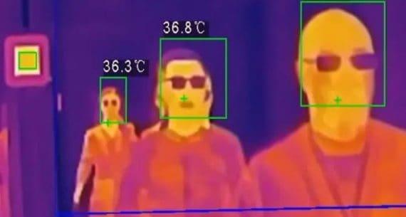 Cámaras térmicas o infrarrojas: Tipos, ventajas y cómo funcionan