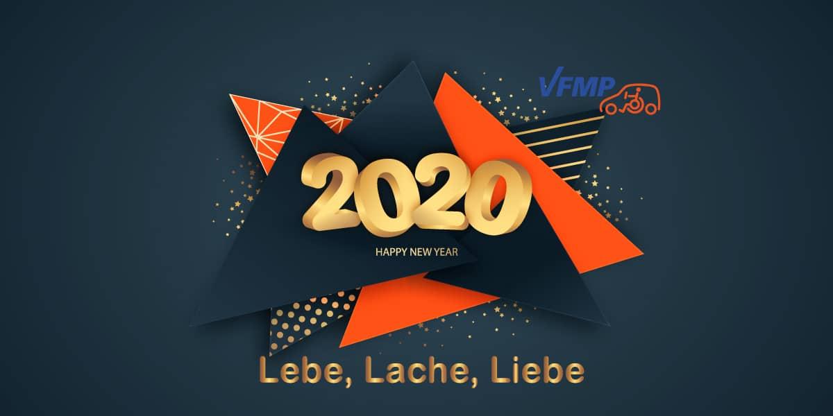 Neujahrsgruß VFMP