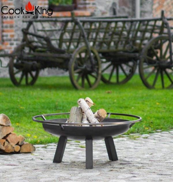Cookking Vuurschaal Porto 80 cm – Vuurschaal Porto 80cm