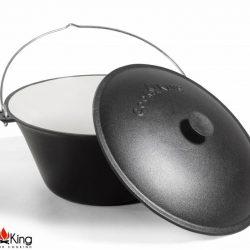 Cookking ketel gietijzer met/zonder emaille – Ketel gietijzer met emaille 11L