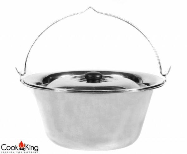 Cookking RVS kookpot 14 L – Ketel rvs 14L