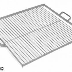Cookking Zwart stalen grillrooster vierkant 44×44 – grillrooster black steel vierkant 44×44