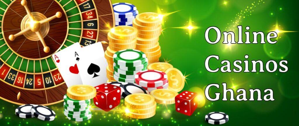 Online Casinos Ghana