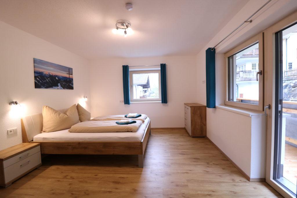 Dreibettzimmer Apartment 70m²
