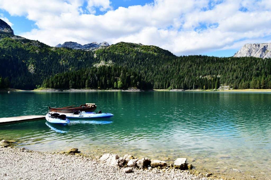 Durmitor national park Black lake
