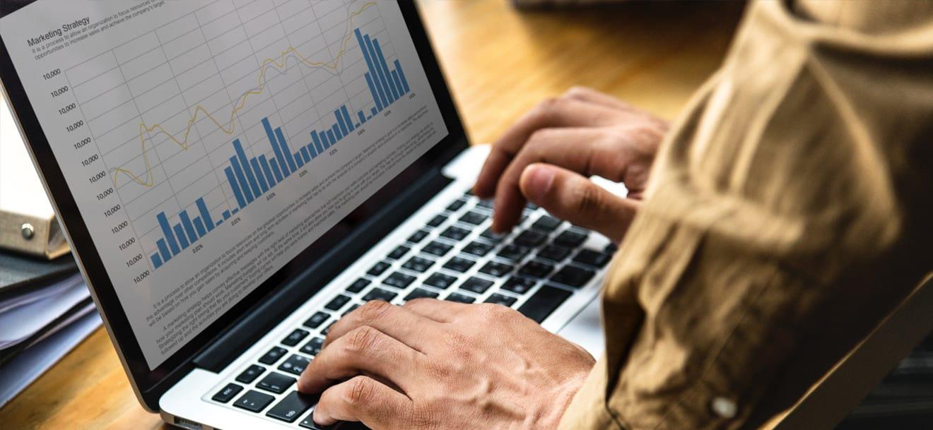 Analyze social media data