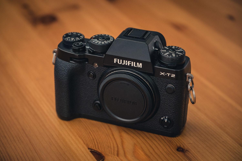 Kamera Fujifilm X-T2