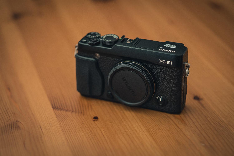 Kamera Fujifilm X-E1