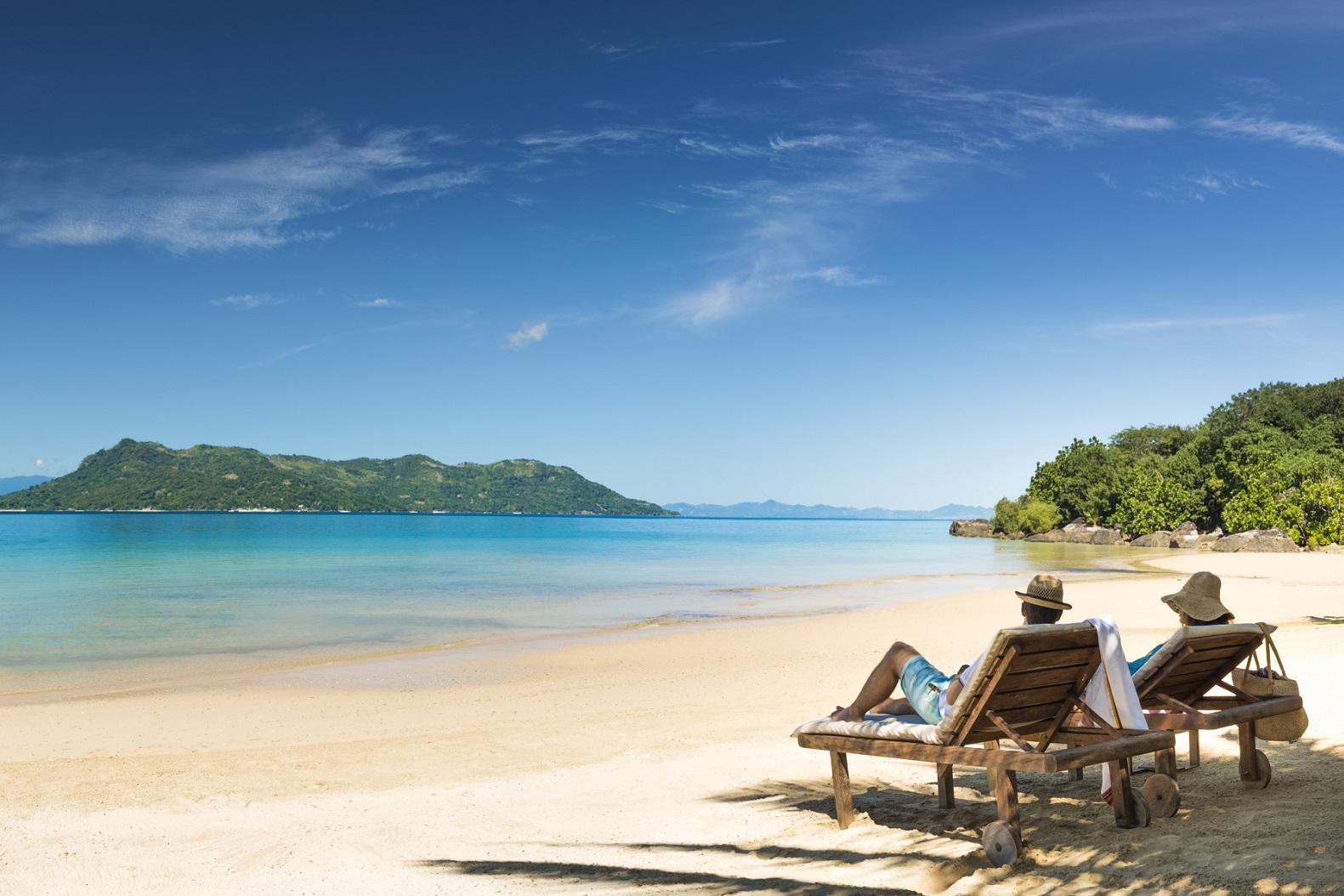 Tsara Komba luxury resort