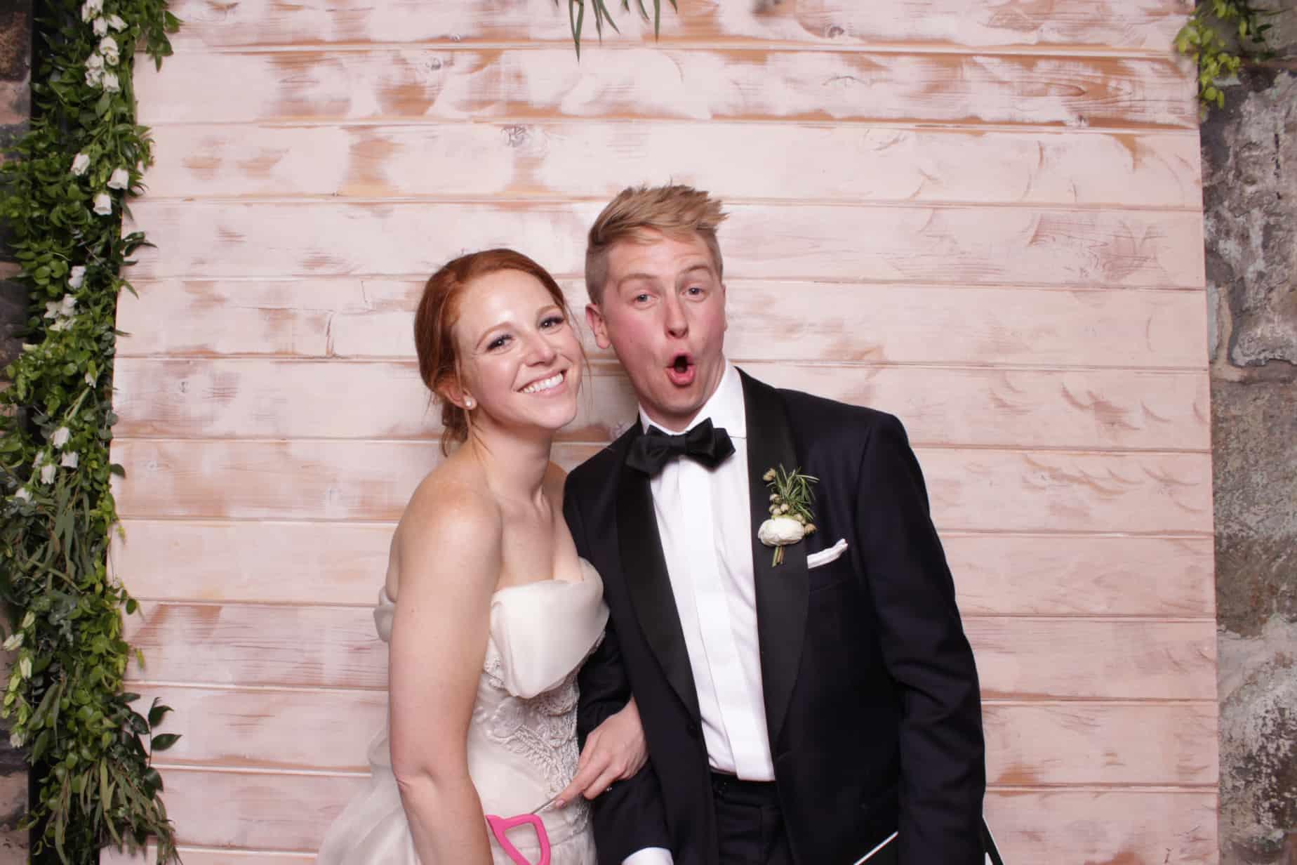 baltimore wedding photo booth
