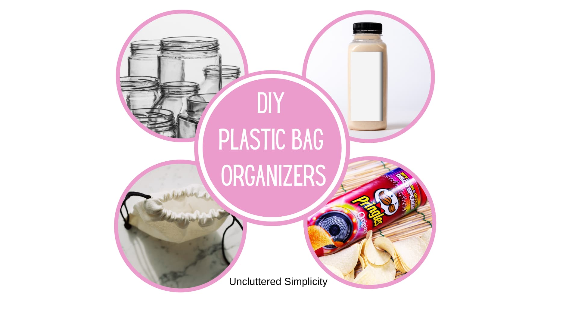 Best way to store plastic bags