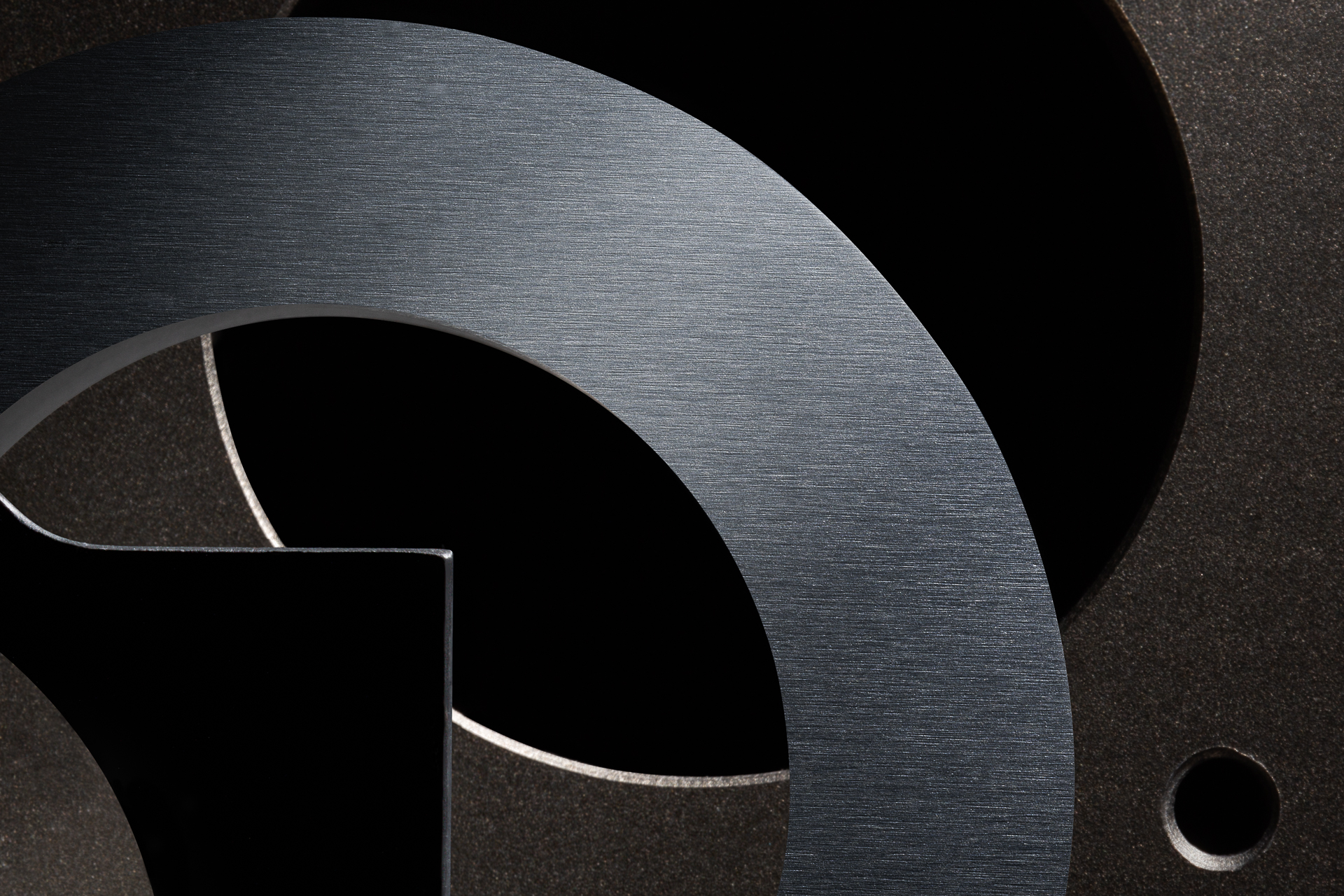 Fotografia still life lavorazione metalli alluminio Vicenza Treviso Venezia