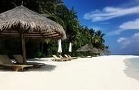 CONRAD MALDIVES: BEACHES